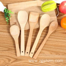 Creative Bamboo Spoon Japanese Korean